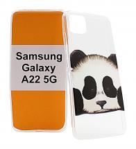 TPU Designdeksel Samsung Galaxy A22 5G (SM-A226B)