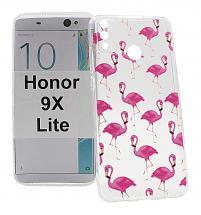 TPU Designdeksel Huawei Honor 9X Lite