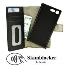 Skimblocker Magnet Wallet Sony Xperia X Compact (F5321)