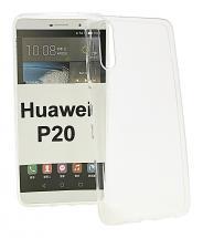 Ultra Thin TPU Deksel Huawei P20