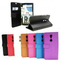 Standcase Wallet ZTE Axon 7 Mini