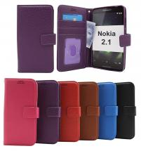 New Standcase Wallet Nokia 2.1