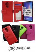 Skimblocker Lommebok-etui Huawei Mate 20 Lite