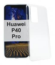 Ultra Thin TPU Deksel Huawei P40 Pro