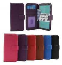 Standcase Wallet Samsung Galaxy J6 2018 (J600FN/DS)