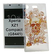 TPU Designdeksel Sony Xperia XZ1 Compact (G8441)