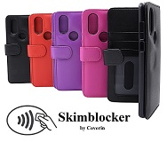 Skimblocker Lommebok-etui iPhone 11 Pro Max (6.5)