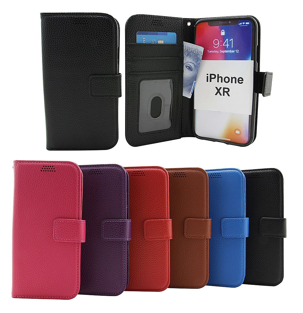 New Standcase Wallet iPhone XR